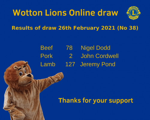 Wotton Lions Online draw (12)